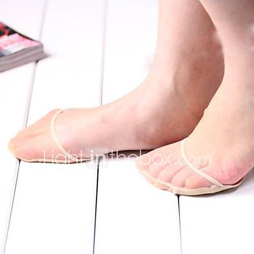 2pcs Fabric Insole  Inserts Women's All Seasons Casual Nude Black