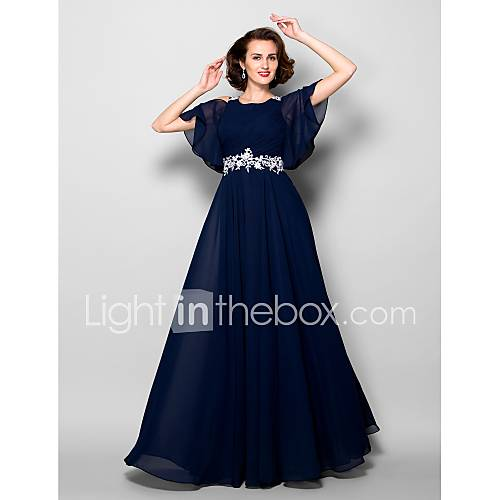 Plus Size A Line Mother Of The Bride Dresses 47