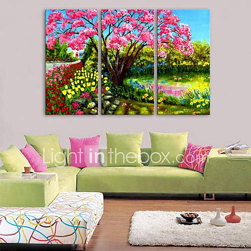 e-home-lona-esticada-arte-set-decoracao-do-jardim-pintura-de-3