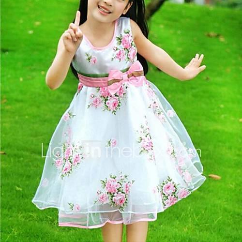 Платья Для Девочек 6