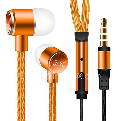 3,5 mm resistente al agua con anulación de ruido del en-oído para el iPhone y otros teléfonos Descuento en Lightinthebox