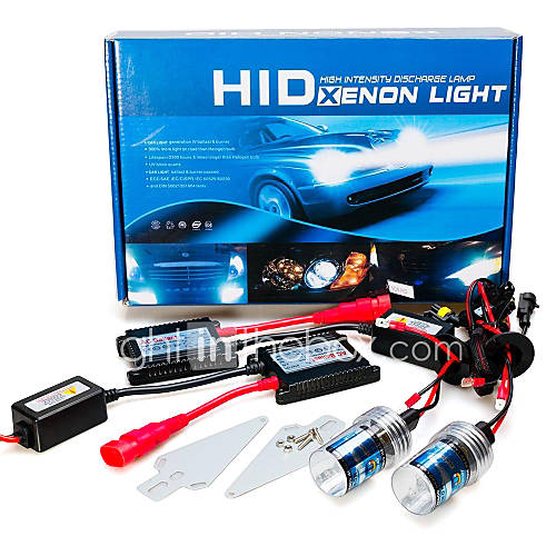 12V 55W H7 AC Hid Xenon Conversion Kit 10000K Lightinthebox