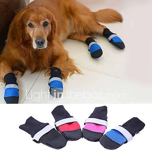 cachorro-sapatos-e-botas-mantenha-quente-solido-preto-rosa-vermelho-azul-para-animais-de-estimacao