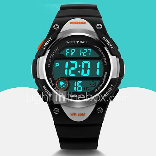 Cuarzo Japonés - para Niños - Digital Reloj Deportivo - Descuento en Lightinthebox
