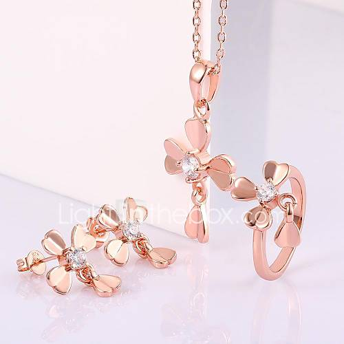 Brilliant Earring Circle Drop Earrings Jewelry Women Fashion Daily  Casual