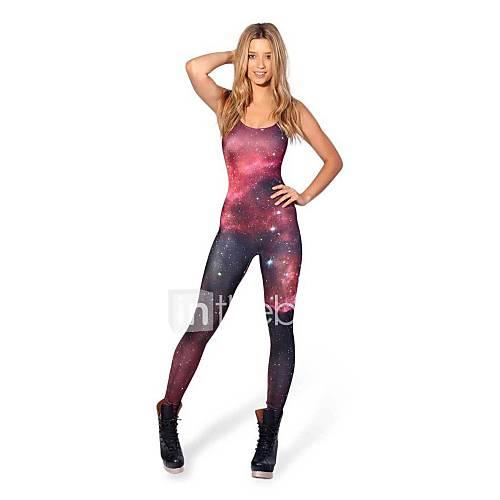Fair lady leggings galaxy jpl caltech 180gsm milk fiber for Lady fitness