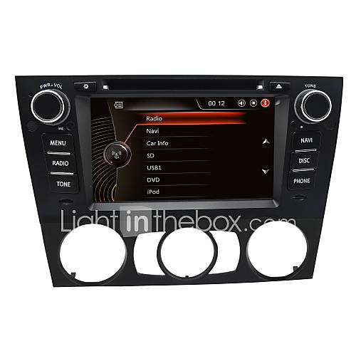 2 din st r o voiture lecteur dvd de voiture pour e90 e91 e92 e93 3 s rie avec gps carte support. Black Bedroom Furniture Sets. Home Design Ideas