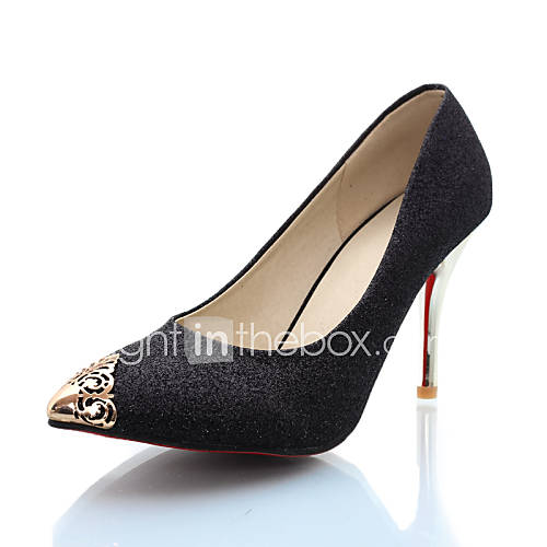 s shoes stiletto heel pointed toe pumps heels office