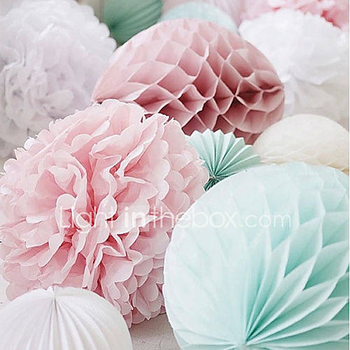 Paper Flower Balls For Wedding Pcs 10 Inch 25cm Honeycomb Tissue Paper Flower Ball For Wedding