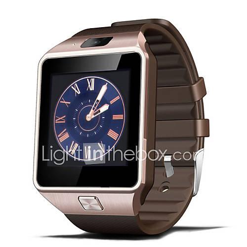 Para Vestir - para - Smartphone DZ09 - Reloj elegante - Bluetooth 4.0 -Llamadas con Manos Libres/Control de Medios/Control de Descuento en Lightinthebox