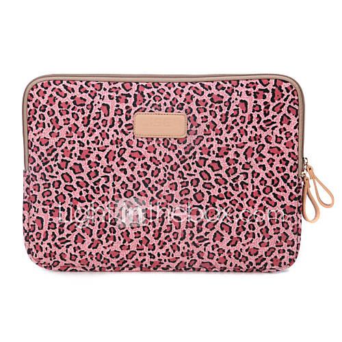 estampas de leopardo laptop caso mangas cobertura shakeproof para MacBook Air 13 '' / MackBook Pro 13 '' com retina