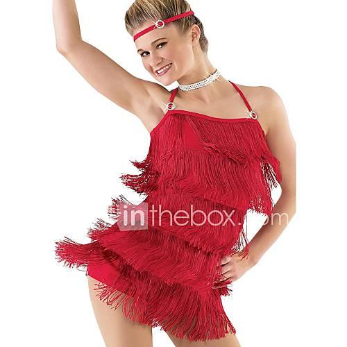 tenue robes comme l 39 image lycra danse latine danse moderne jazz spectacle salle de bal. Black Bedroom Furniture Sets. Home Design Ideas