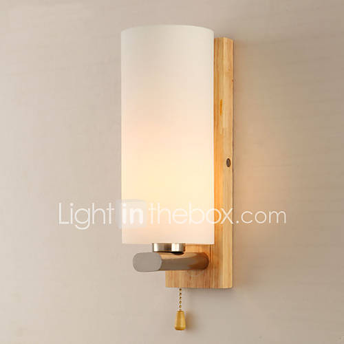 Classical Lights Hard Wood Wall Lights Bar/Cafe Shore/Bed Room Lamp Decors Loft Lighting Nordic ...