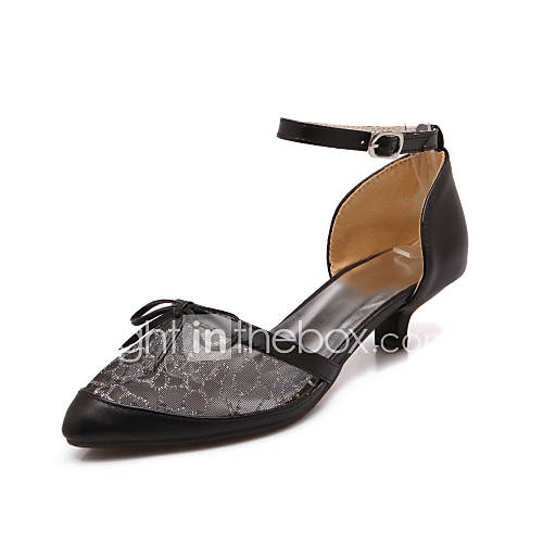 s shoes low heel pointed toe sandals office career