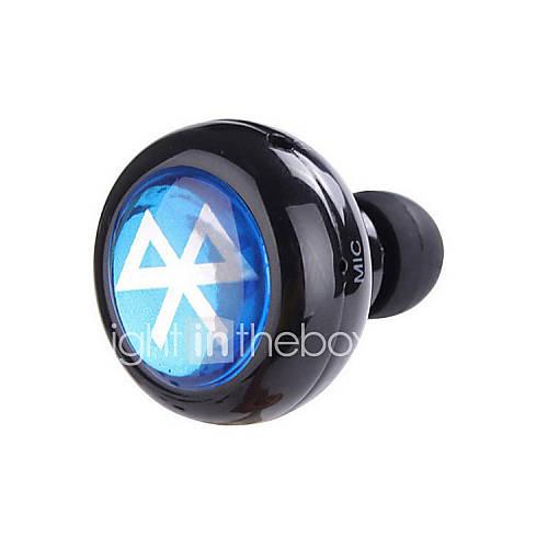 un mini-auriculares bluetooth más pequeño de mini mono en el auricular inalámbrico con micrófono de oído Descuento en Lightinthebox