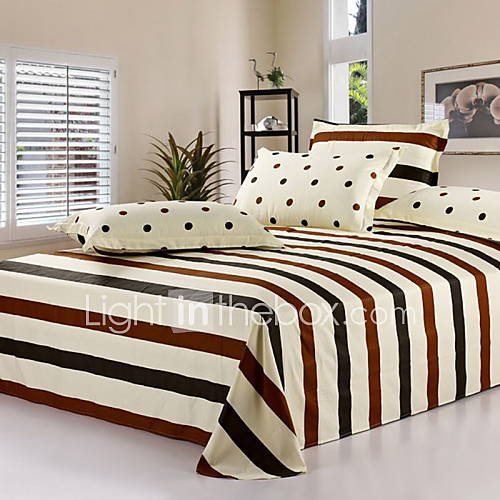 Yuxin Flat Sheet Fashion Comfortable Twin Full Queen King