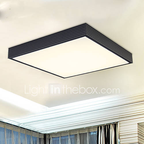 aluminum modern led ceiling lights for living room bedroom balcony square home ceiling ls