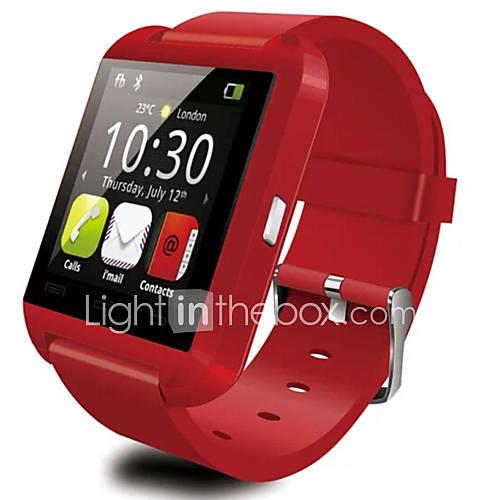 Para Vestir - para - Smartphone - DGZ Reloj elegante - Bluetooth 3.0 -Llamadas con Manos Libres / Control de Medios / Control de Mensajes Descuento en Lightinthebox