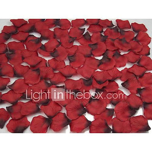 Ramos de Flores para Boda Forma Libre Rosas Decoraciones Boda / Fiesta / noche Seda Descuento en Lightinthebox