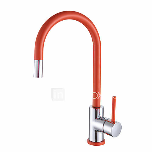 Waterkranen Keuken : Deck Mounted Kitchen Faucet