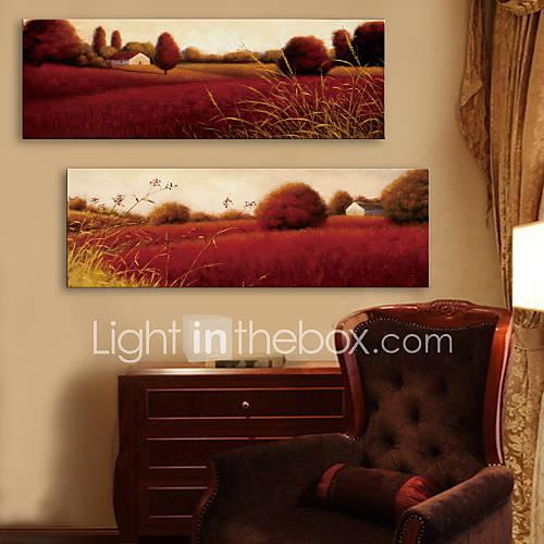 e-home-lona-esticada-arte-do-jardim-vermelho-set-pintura-decorativa-de-2