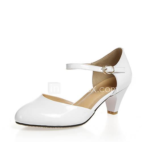 s shoes leather kitten heel toe pumps dress