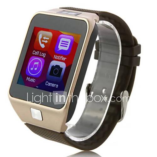 Para Vestir - para - Smartphone - DGZ Reloj elegante - Bluetooth 4.0 -Llamadas con Manos Libres / Control de Medios / Control de Mensajes Descuento en Lightinthebox
