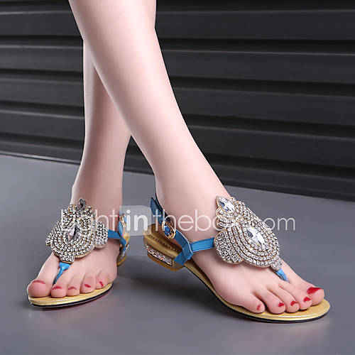 Womens Shoes Calf Hair Low Heel Slingback Round Toe Sandals Wedding Outdoor Office Amp Career