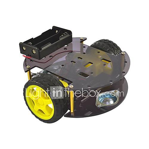 o-novo-tipo-de-disco-chassis-do-carro-inteligente-dois-unidade