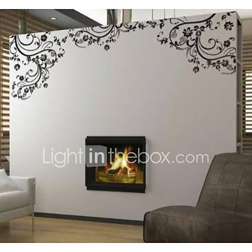 adesivos-de-parede-da-arte-da-flor-de-parede-preta-classica-zooyoo8001-diy-removiveis-adesivos-de-parede-de-vinil-que-vivem-casa