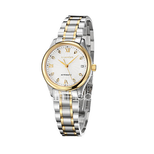 guanqin 174 high end luxury fashion style automatic self