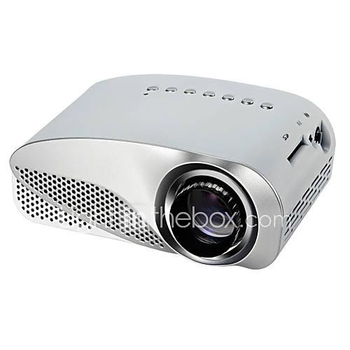 Vivibright new gp8s best price hdmi vga sd led portable for Mini wifi projector review