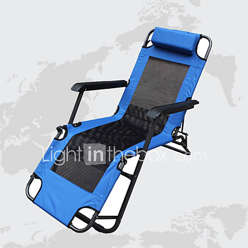 Outdoor Folding Chair Beach Chairs Portable Outdoor Outdoor Recreational Chai