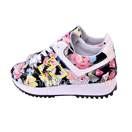 Women s shoes linen fabric low heel platform comfort round toe fashion