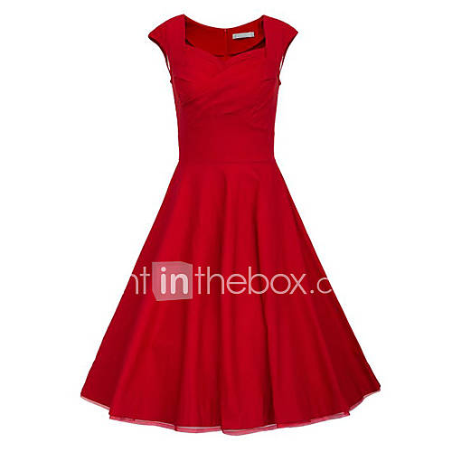 vestidos-mistura-de-algodao-mulheres-vintage-sexy-bodycon-casual-pesta-redondo-manga-curta