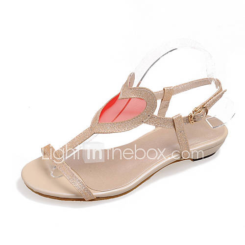 Model Women39s Shoes Blossom Berk 155 Embellished Low Heel Dress Sandals