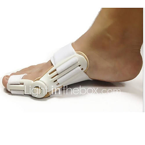 pies cuidado dedo gordo hueso férula juanete del pie corrector de alivio del dolor hallux valgus pro de pedicura ortopédica llaves 1pc Descuento en Lightinthebox
