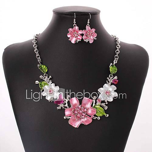 conjunto-de-joias-moda-liga-rosa-claro-colares-brincos-para-casamento-festa-diario-casual-1-conjunto-presentes-de-casamento