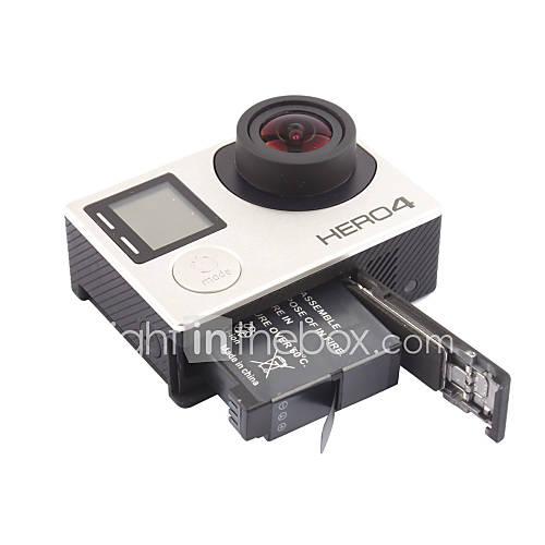 Accesorios para GoPro batería Conveniente, Para-Cámara acción,Gopro Hero 4 Universal 1 pcs Otro Descuento en Lightinthebox