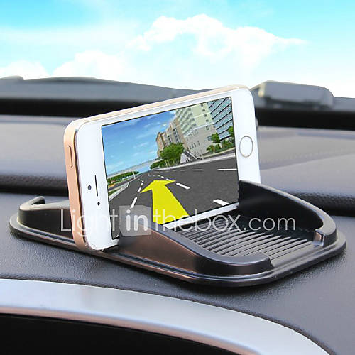 ziqiao car dashboard sticky pad mat anti non slip gadget mobile phone gps holder interior items. Black Bedroom Furniture Sets. Home Design Ideas