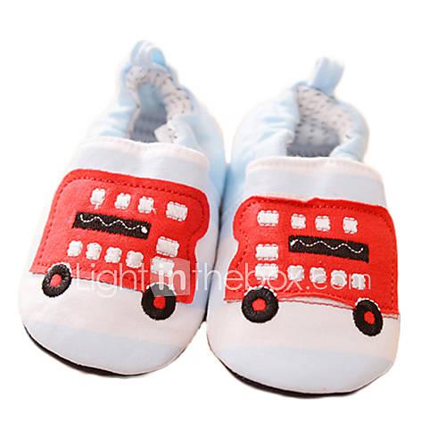 Uni Baby s Cartoon Car Slip on Shoes Infant Toddler