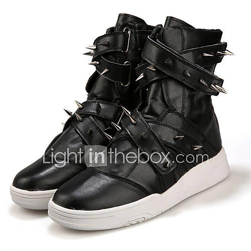 Zapatos de hombre botas oficina y trabajo casual for Zapatos de trabajo blancos