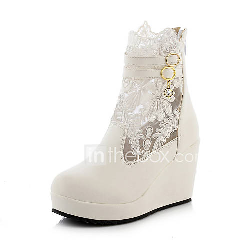 s shoes wedge heel platform ankle boots dress more