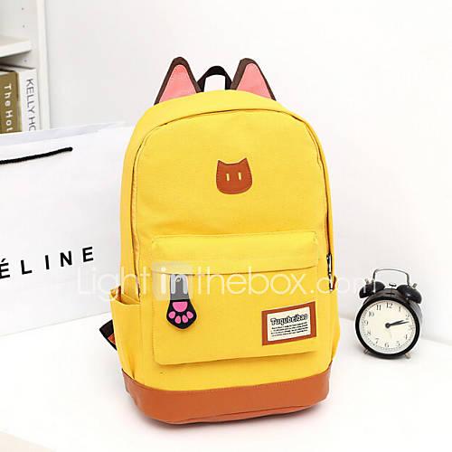 ao-livre-mochila-feminino-lona-azul-amarelo-marrom-vermelho