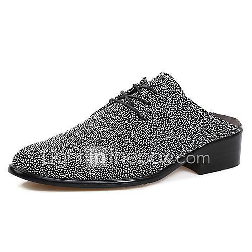oxfords-pele-preto-azul-vermelho-branco-sapatos-de-homem-salto-raso-raso