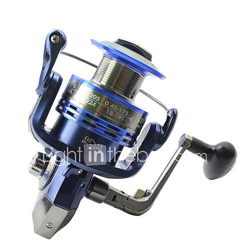 Fishing carp reels big 10 ball bearings 1 roller bearing for Fishing reel bearings