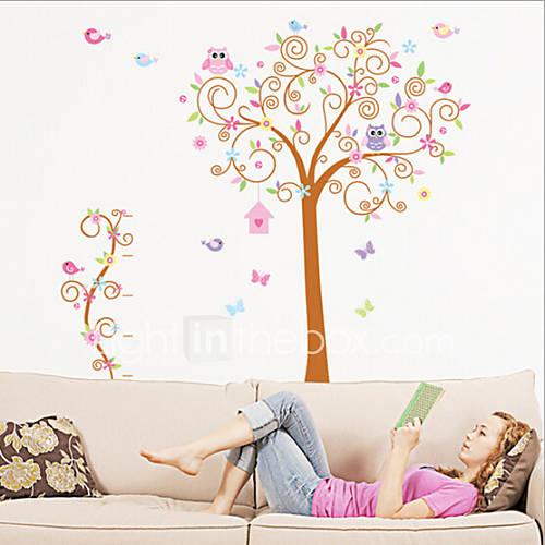 Kleur slaapkamer muur : huis van kinderkamer slaapkamer muur sticker ...