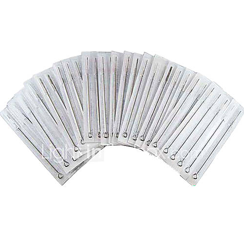 50pcs 4RL Tattoo Needle Disposable Sterile Needles