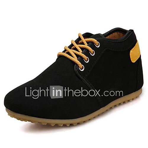 chaussures hommes d contract noir jaune gris. Black Bedroom Furniture Sets. Home Design Ideas