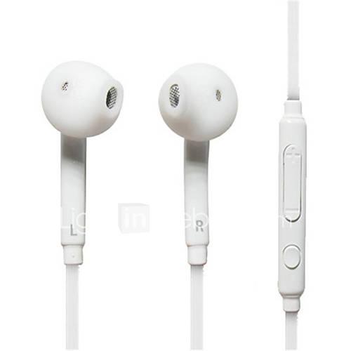 blancos auriculares auriculares auriculares in-ear para samsung, PC, teléfono móvil Descuento en Lightinthebox